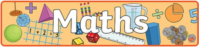 maths banner