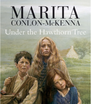 Under the Hawthorn tree book cover
